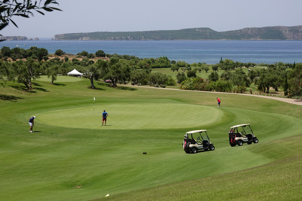 10 Greek Maritime Golf Event The Bay Course by Charis Akriviadis