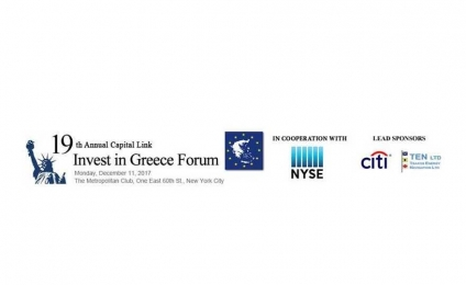 19ο Ετήσιο Capital Link Invest in Greece Forum