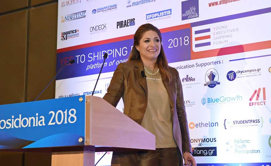 yes to shipping posidonia 2018 4