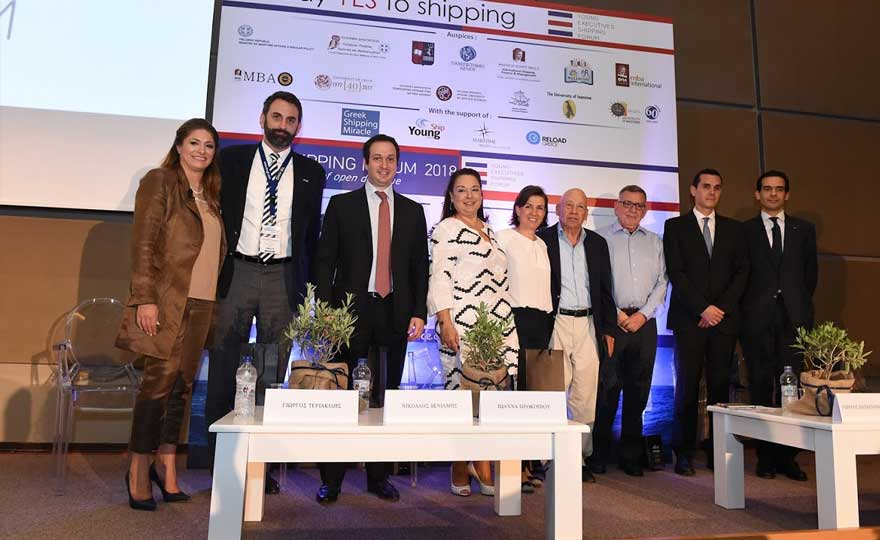 yes to shipping posidonia 2018 5